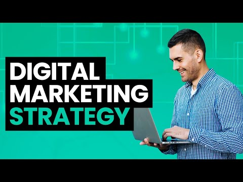 How to Write a Digital Marketing Strategy in 2021