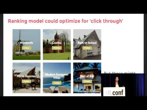 Elena Grewal - Before the Model: How Machine Learning Products Start... - MLconf SF 2016