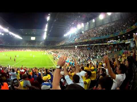 Gol da Argelia!!