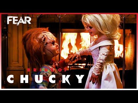 Chucky Proposes To Tiffany | Bride of Chucky