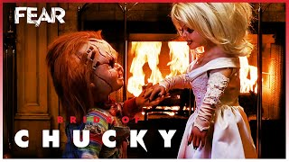 Chucky Proposes To Tiffany | Bride of Chucky