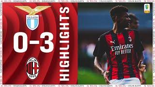 Highlights | Lazio 0-3 Milan Primavera | Matchday 7 Primavera 1 TIM 2020/21