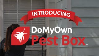 Introducing the DoMyOwn.com Pest Box | Customized DIY Pest Control Program