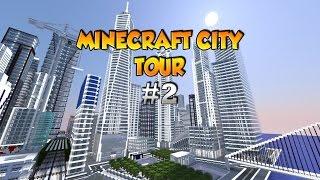 Minecraft City Tour #2