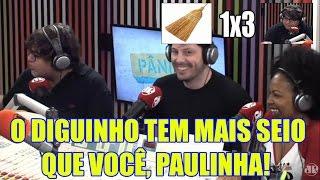 Baixar Pânico no rádio 2017 - Melhores momentos #6 (The Noite + Diguinho vs Paulinha)