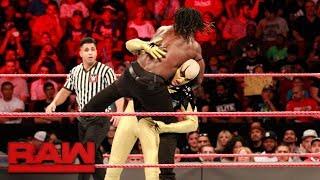 R-Truth vs. Goldust: Raw, July 10, 2017