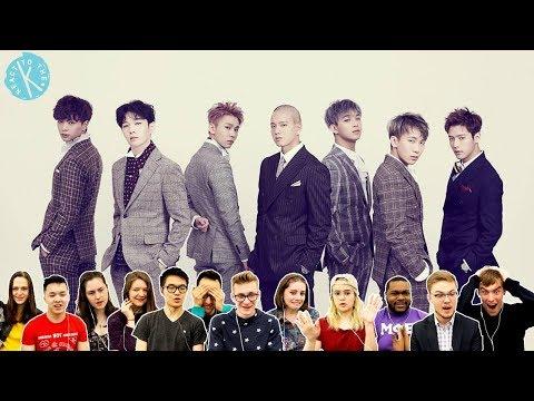 Classical Musicians React: BTOB 'I'll Be Your Man' vs 'Movie'