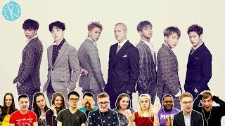 Classical Musicians React: BTOB 'I'll Be Your Man' vs 'Movie'