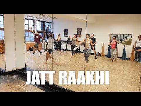 Jatt Raakhi- Dr Zeus, Raj Ranjodh| BollyBhangra Fusion Dance Class