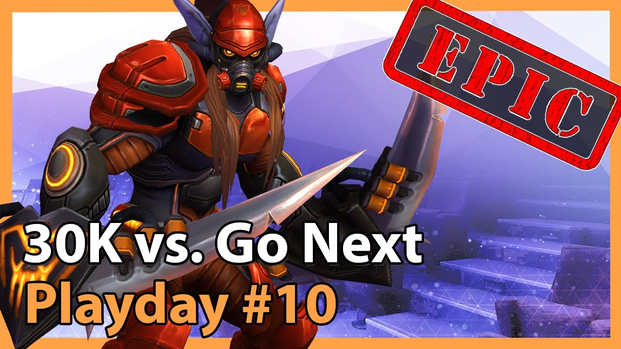 Go Next vs. 30K - MC - Heroes of the Storm Tournament 2021
