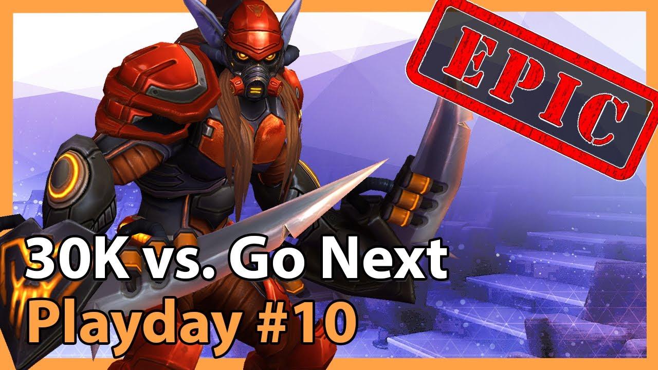 Go Next vs. 30K - MC - Heroes of the Storm Tournament 2021