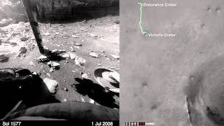 Opportunity Rover's 7-Year Marathon | Space Science Video