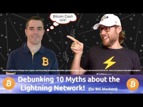 10 Myths About Bitcoin's Lightning Network Debunked By A Developer