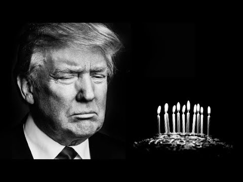 Donald Trump's 70th Birthday - Daniel's 70th Week, The End Times (RE-UPLOAD)