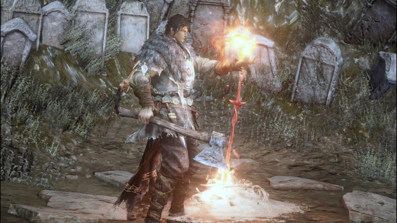 best weapon for pyromancer dark souls 3