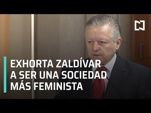 Educación machista permea la sociedad mexicana: Arturo Zaldívar - Las Noticias