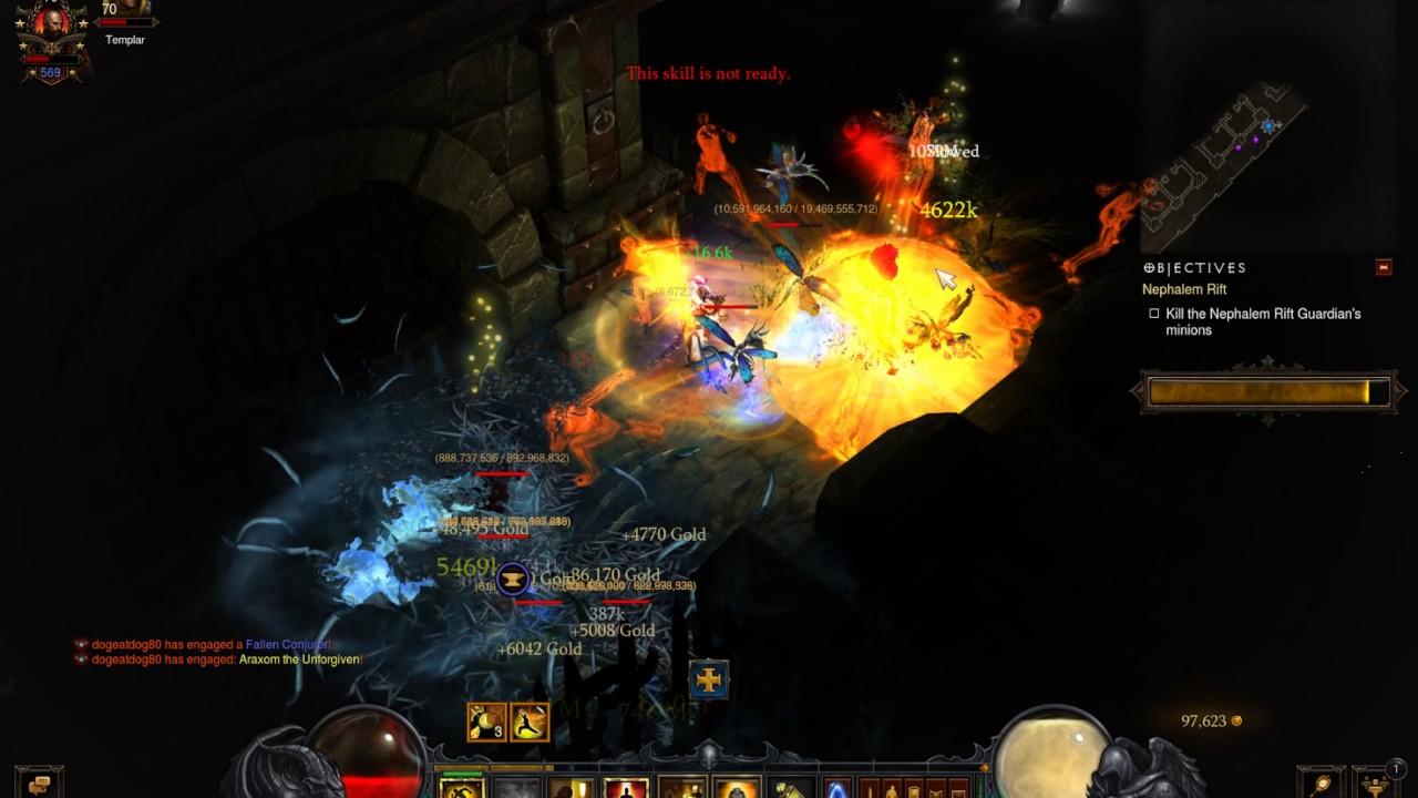 Diablo 3 Damage Wave Of Light Monk Build - Imagez co