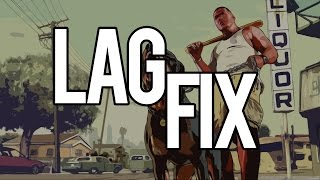 How to Fix GTA V PC Lag/Stuttering and Increase FPS