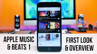 Baixar Apple Music and Beats 1 First Look and Overview