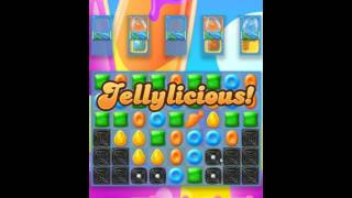 Candy Crush Jelly Saga Level 199 Commentary Walkthrough