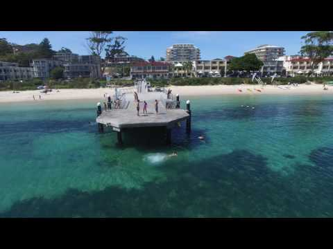 DJI Jamie Lawford   Shoal Bay Jetty