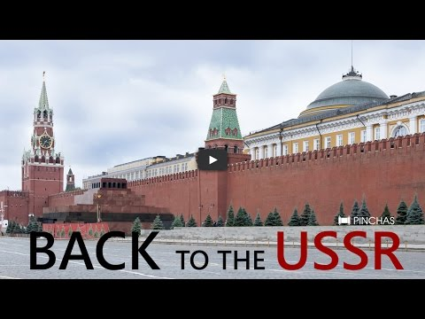 Back to the USSR: Dispatch from Moscow