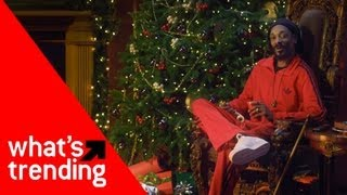 Snoop Christmas Story Plus Top 5 YouTube Videos of 11/29/12 from YouTube Space LA!
