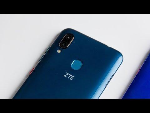Телефон меньше 10 000 рублей / ZTE Blade V10 Vita