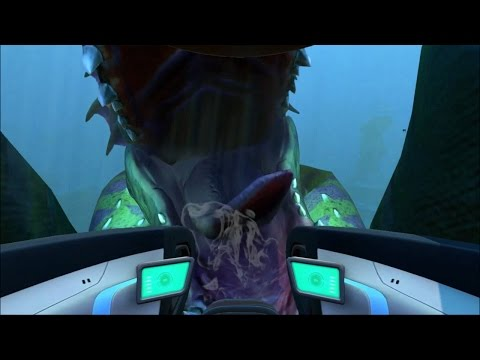 Subnautica v33399 New PDA Logs, Chargers and Boss Spawning