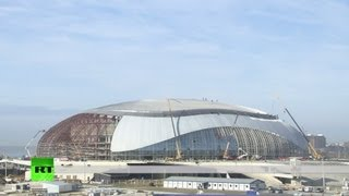 Обратный отсчет: до Олимпиады в Сочи остался год(Самая дорогая Олимпиада в истории неумолимо приближается, и организаторы обещают, что все объекты будут..., 2013-02-06T19:11:23.000Z)