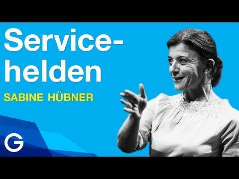 Veränderungen in der Servicekultur – Was in Zukunft wichtig sein wird  // Sabine Hübner
