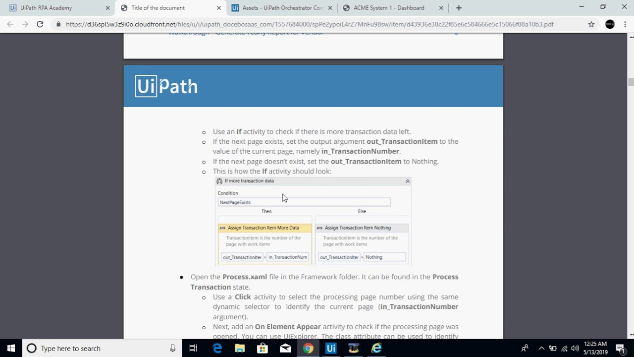 Acme Systems Uipath