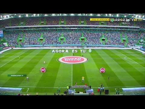 Resumo Sporting CP x Marselha