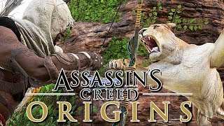 Assassin's Creed Origins Gameplay German #39 - Das stärkere Tier