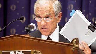 Market Acting 'Strange'; Manipulation At Play – Former Congressman Ron Paul