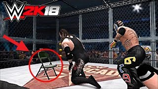 Top 10 Hell in a Cell Cutscenes they need to bring back in WWE 2K18!