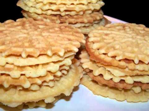 How to Make Pizzelles: 5-Ingredient No Bake Italian Cookies