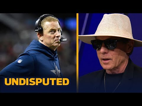 Skip Bayless reacts to the Dallas Cowboys' Week 14 loss over the Chicago Bears   NFL   UNDISPUTED