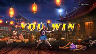 Taito Type X2 - King Of Fighters XIII on PC