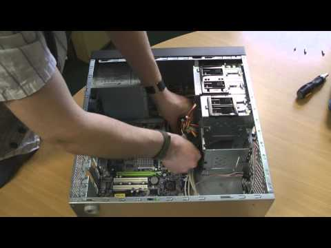 How to Assemble/Build a Computer - Step by Step Tutorial (HD)