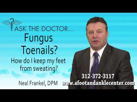 How Do I Stop My Feet From Sweating So Much? Chicago, Lincolnwood, Oak Brook, IL – Podiatrist