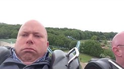 BEST AND FUNNIEST ROLLER COASTER REACTIONS