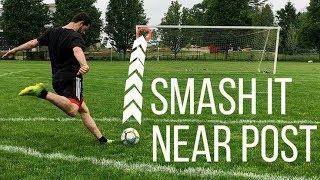 How to kick a shoot like a great footballer