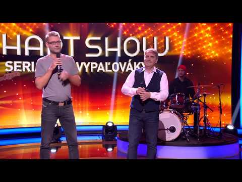 CHART SHOW Andy Kraus a Peter Marcin - Susedia