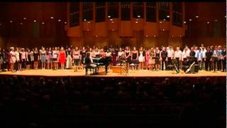 "Chor des MGM 2010 ""By The Rivers Dark""  Leonard Cohen"