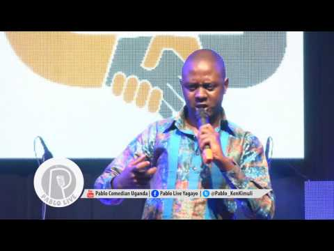 Pablo Live Comedy Show Ft Wilson Bugembe, & Dr. Ofweneke