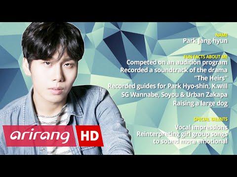 Pops in Seoul _ VROMANCE(브로맨스) _ Park Jang-hyun(박장현) _ Profile