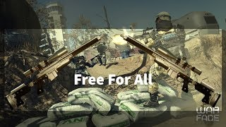 Video Warface Golden TWM X308 Free For All Game Play #1 download MP3, 3GP, MP4, WEBM, AVI, FLV Agustus 2018