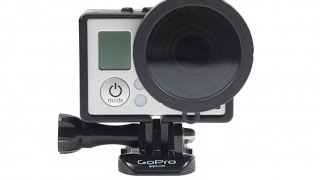 GoPro Hero 3 Polar Pro Polarizer Filter And Neutral Density Filter Review