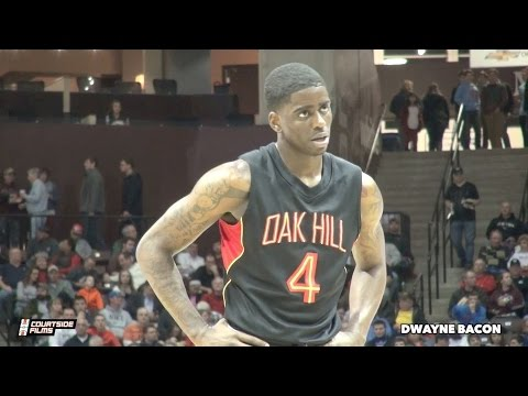 Dwayne Bacon Takes Home MVP @ 2015 Bass Pro Shops TofC